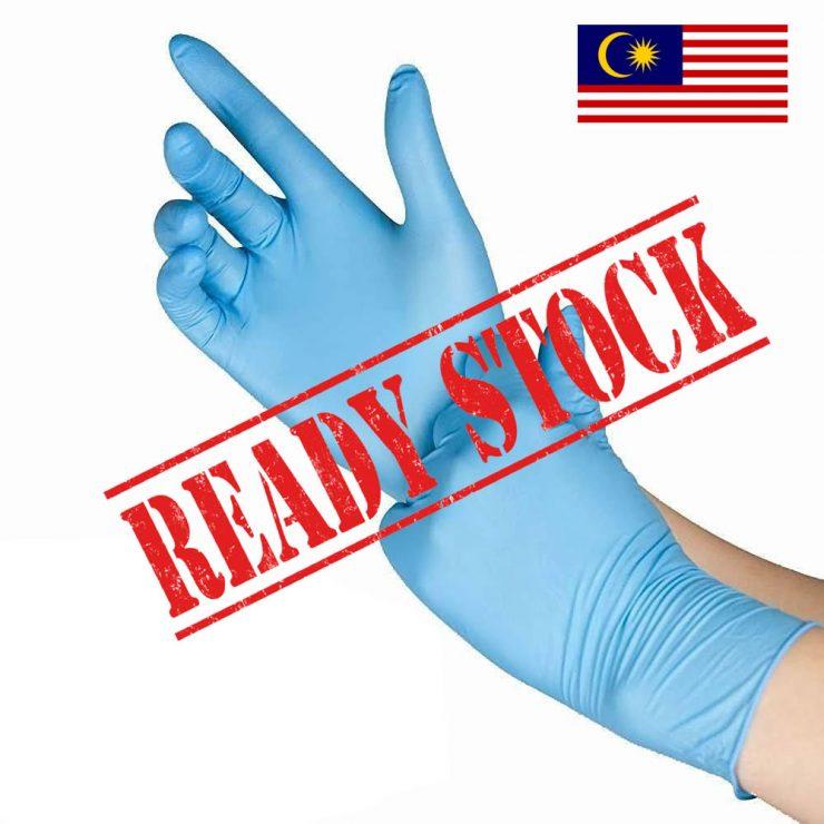 Malasia nitrile gloves in stock 20200723