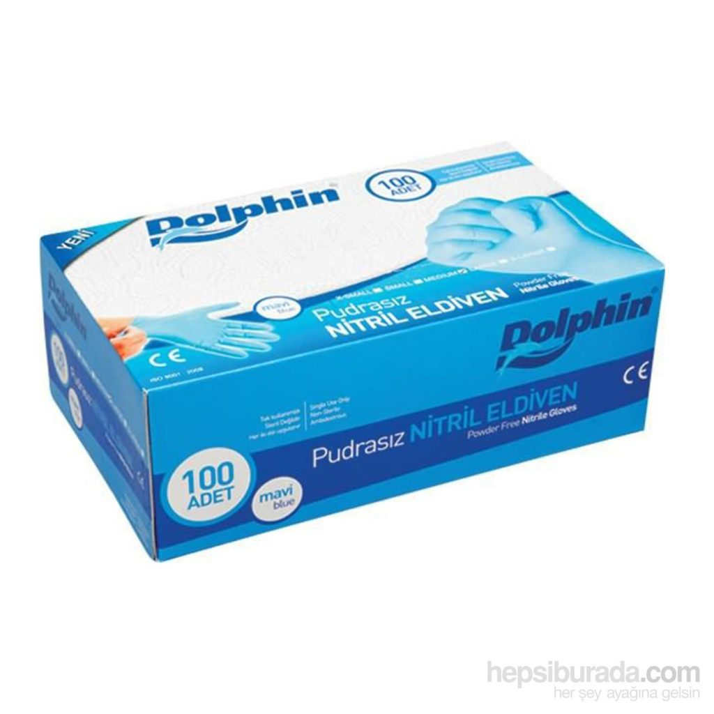 Dolphin Nitrile Disposable Gloves download PDF