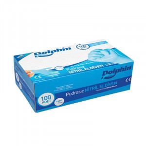 Dolphin Nitrile Disposable Gloves