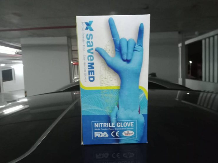 SaveMed Nitrile Specification 01