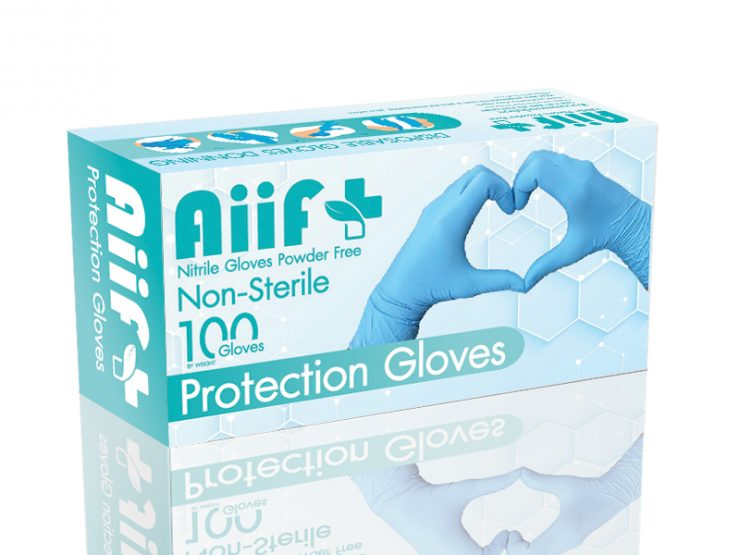 Aiif gloves nitrile gloves Thailand